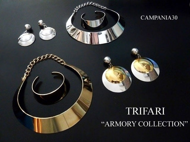 "PS9 -  TRIFARI ""ARMORY COLLECTION"" SPACE AGE - LE COLLEZIONI  DI CAMPANIA30"